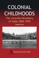 Colonial Childhoods Book