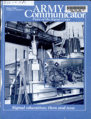 The Army Communicator