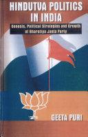 Hindutva Politics In India