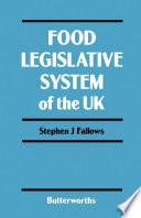 Food Legislative System of the UK