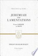 Jeremiah and Lamentations  ESV Edition