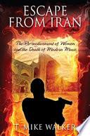 Escape From Iran Pdf/ePub eBook