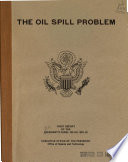 The Oil Spill Problem