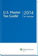 U  S  Master Tax Guide  2014