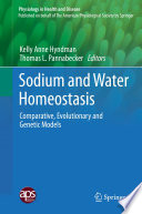Sodium and Water Homeostasis
