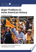 Major Problems in Asian American History Book
