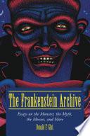 The Frankenstein Archive Book