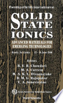 Solid State Ionics