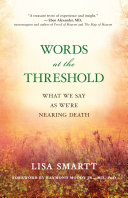 Words at the Threshold Book