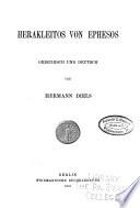 Herakleitos von Ephesos
