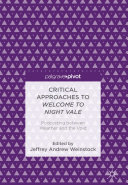Critical Approaches to Welcome to Night Vale [Pdf/ePub] eBook