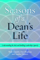 Seasons of a Dean's Life
