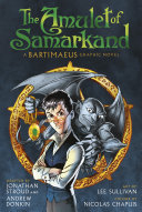 Pdf The Amulet of Samarkand Graphic Novel