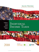 South-Western Federal Taxation 2018: Individual Income Taxes