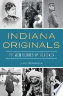Indiana Originals Book