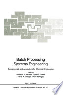 Batch Processing Systems Engineering Book