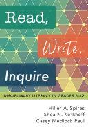 Read, Write, Inquire