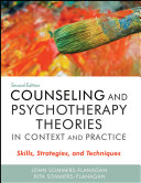 Counseling and Psychotherapy Theories in Context and Practice: ...