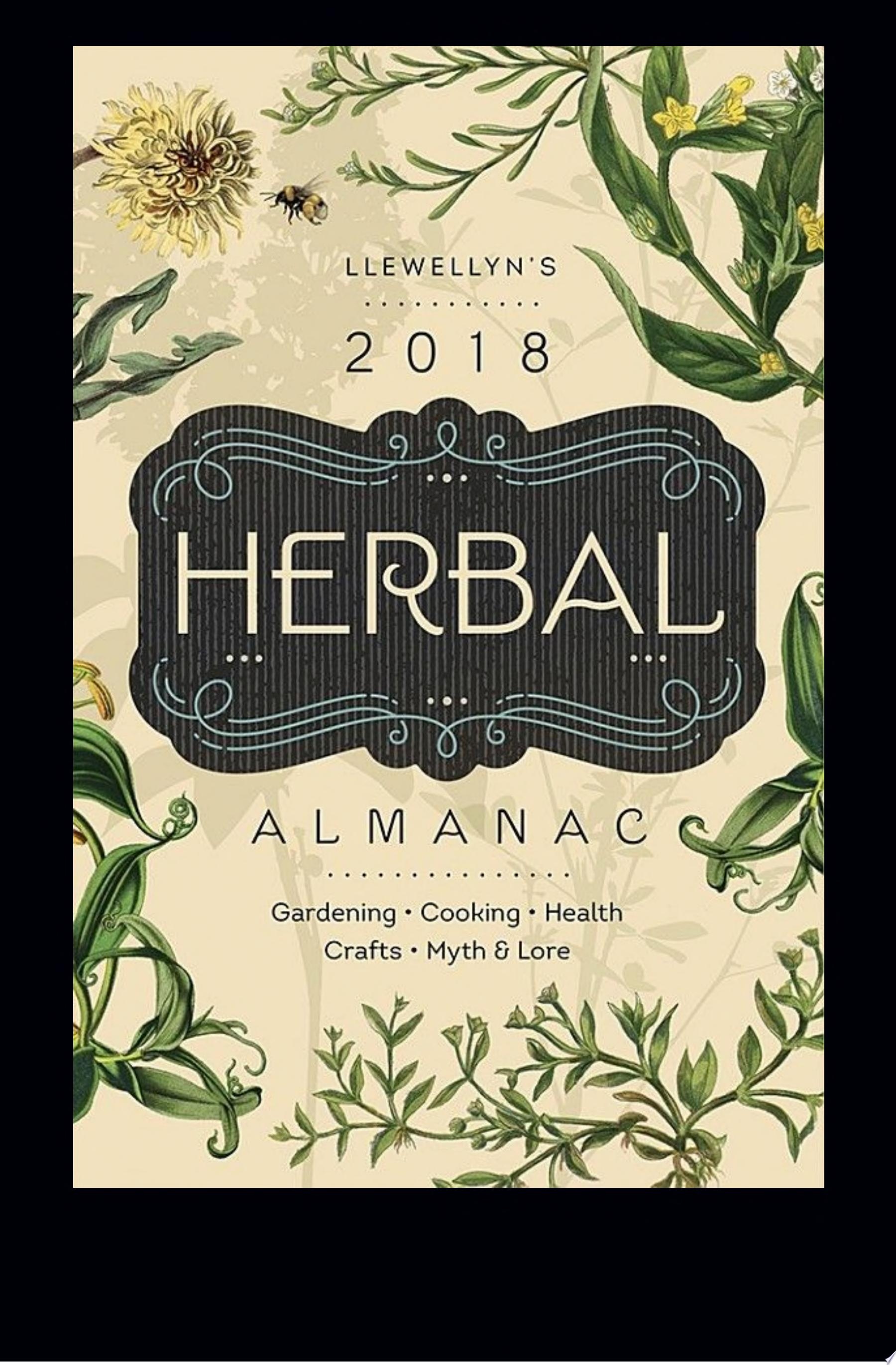 Llewellyn s 2018 Herbal Almanac