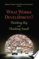 What Works in Development?