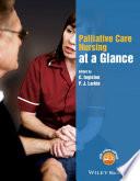 Palliative Care Nursing At A Glance