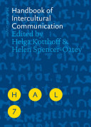 Handbook of Intercultural Communication Pdf/ePub eBook