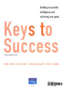 Keys to Success : Building Successful Intelligence and Achieving Your Goals ebook