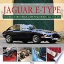 Jaguar E-Type  : Handbuch der Originalspezifikationen 3.8, 4.2 & , Band 12