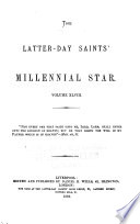 The Latter-day Saints' Millennial Star  , Band 48