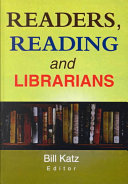 Readers  Reading  and Librarians