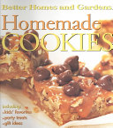 Homemade Cookies Book