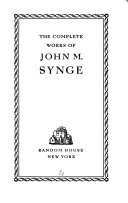 The Complete Works Of John M Synge