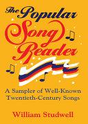The Popular Song Reader