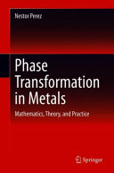 Phase Transformation in Metals Book