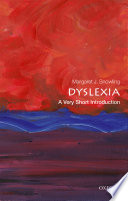 link to Dyslexia : a very short introduction in the TCC library catalog