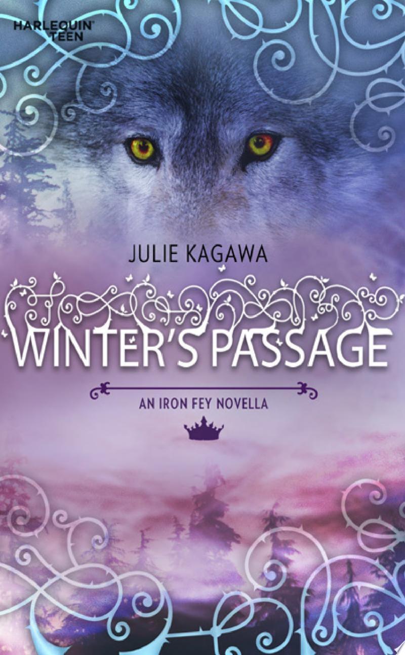 Winter's Passage banner backdrop
