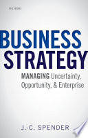 Business Strategy Book PDF
