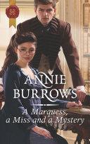 A Marquess, a Miss and a Mystery Pdf/ePub eBook