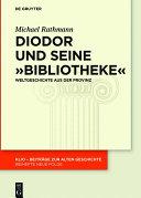 """Diodor und seine """"Bibliotheke"""""""