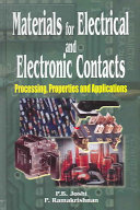 Materials for Electrical and Electronic Contacts