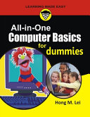 All in One Computer Basics For Dummies
