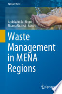 Waste Management in MENA Regions Book