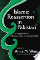 Islamic Reassertion In Pakistan