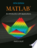 MATLAB: An Introduction with Applications, 5th Edition
