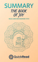 Pdf The Book of Joy by Dalai Lama and Desmond Tutu (Summary)