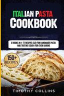 Italian Pasta Cookbook