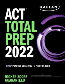 ACT Total Prep 2022