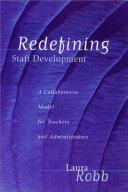 Redefining Staff Development