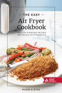The Easy Air Fryer Cookbook Book