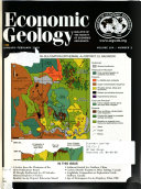 Economic Geology and the Bulletin of the Society of Economic Geologists Book